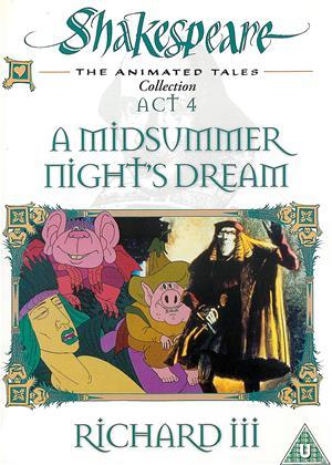Rent Shakespeare: A Midsummer Night's Dream / Richard III Online DVD & Blu-ray Rental