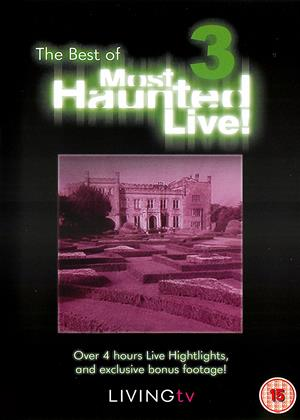 Rent The Best of Most Haunted Live: Vol.3 Online DVD & Blu-ray Rental