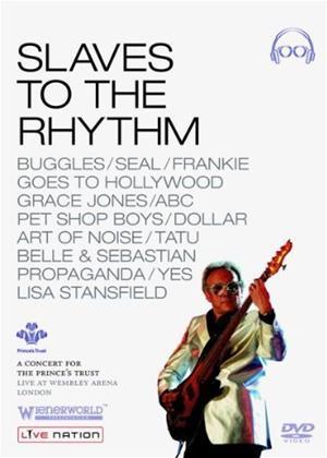 Rent Trevor Horn: Slave to the Rhythm Online DVD & Blu-ray Rental