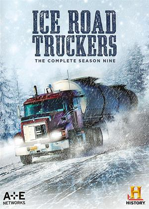Rent Ice Road Truckers: Series 9 Online DVD & Blu-ray Rental