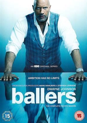 Rent Ballers: Series 4 Online DVD Rental