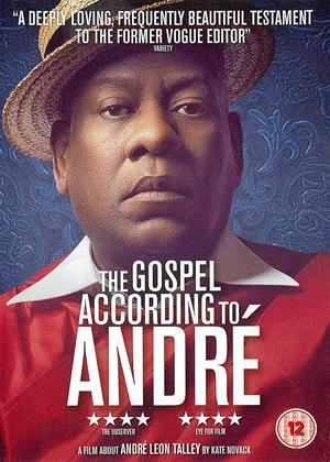 The Gospel According to André Online DVD Rental