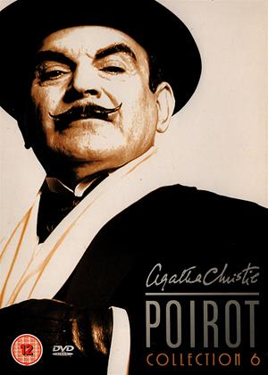 Rent Agatha Christie's Poirot: Collection 6 (aka Poirot) Online DVD Rental