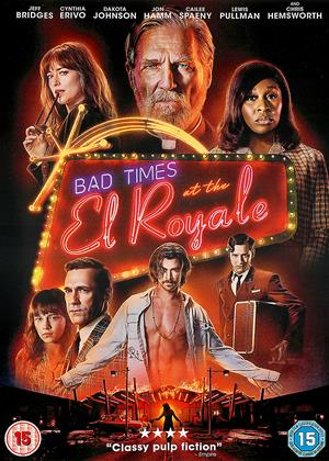 Rent Bad Times at the El Royale Online DVD & Blu-ray Rental