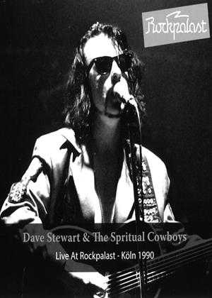 Rent Dave Stewart and the Spiritual Cowboys: Live at Rockpalast Online DVD & Blu-ray Rental