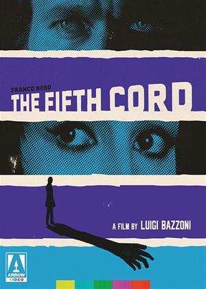 Rent The Fifth Cord (aka Giornata nera per l'ariete / Evil Fingers) Online DVD & Blu-ray Rental
