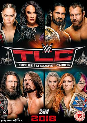 WWE: TLC: Tables, Ladders and Chairs 2018 Online DVD Rental