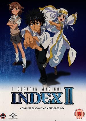 Rent A Certain Magical Index: Series 2 (aka To aru majutsu no indekkusu) Online DVD Rental