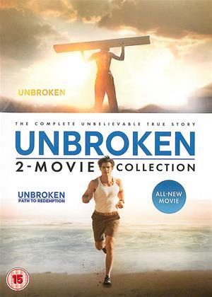 Unbroken: Path to Redemption Online DVD Rental