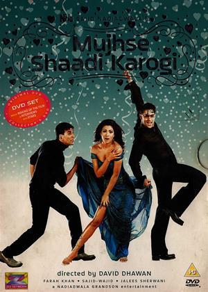 Rent Mujhse Shaadi Karogi (aka Will You Marry Me?) Online DVD & Blu-ray Rental