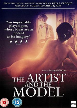 The Artist and the Model Online DVD Rental