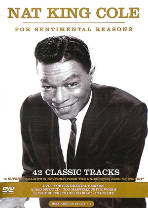 Rent Nat King Cole: For Sentimental Reasons Online DVD & Blu-ray Rental