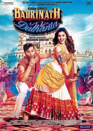 Rent Badrinath Ki Dulhania (aka The Bride of Badrinath) Online DVD & Blu-ray Rental