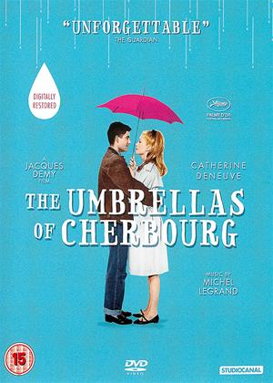 Rent The Umbrellas of Cherbourg (aka Les parapluies de Cherbourg) Online DVD & Blu-ray Rental