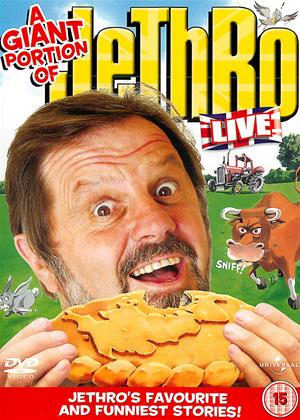 Rent A Giant Portion of Jethro: Live Online DVD & Blu-ray Rental