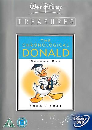 Rent Walt Disney Treasures: The Chronological Donald Online DVD & Blu-ray Rental