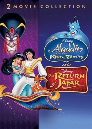 Rent Aladdin and the King of Thieves / The Return of Jafar Online DVD & Blu-ray Rental