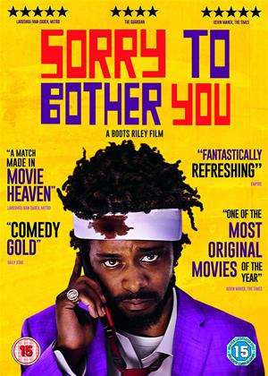 Rent Sorry to Bother You Online DVD Rental
