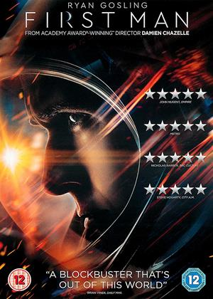Rent First Man Online DVD & Blu-ray Rental