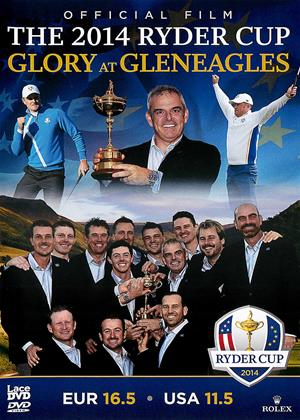 Rent The Ryder Cup: 2014: Official Film (aka 40th Ryder Cup) Online DVD & Blu-ray Rental