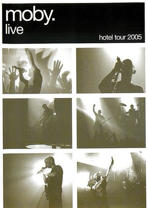 Rent Moby Live: The Hotel Tour 2005 Online DVD & Blu-ray Rental