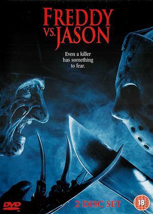 Rent Freddy vs. Jason Online DVD & Blu-ray Rental