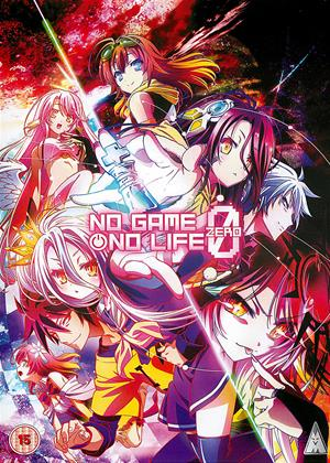 No Game, No Life: Zero Online DVD Rental