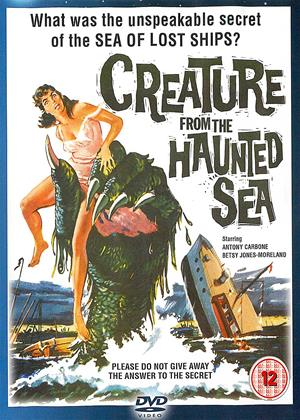 Rent Creature from the Haunted Sea Online DVD & Blu-ray Rental
