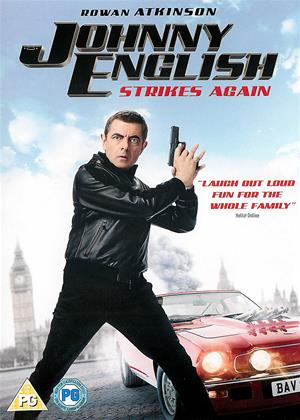 Rent Johnny English Strikes Again (aka Johnny English 3) Online DVD & Blu-ray Rental