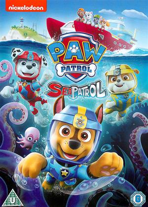 Rent Paw Patrol: Sea Patrol Online DVD & Blu-ray Rental