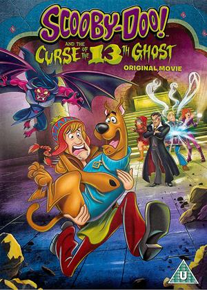 Scooby-Doo! and the Curse of the 13th Ghost Online DVD Rental