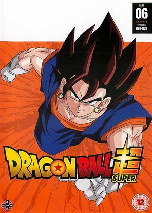 Rent Dragon Ball Super: Part 6 (aka Dragon Ball Super: Doragon bôru cho) Online DVD Rental