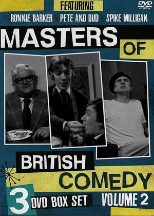 Rent Masters of British Comedy: Vol.2 Online DVD & Blu-ray Rental