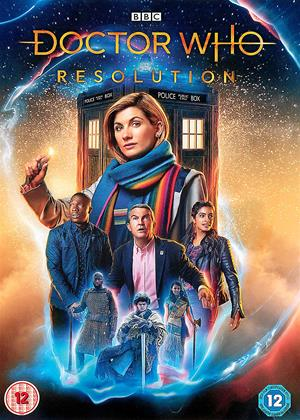 Rent Doctor Who: Resolution Online DVD & Blu-ray Rental