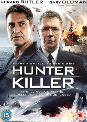 Hunter Killer Online DVD Rental