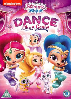 Shimmer and Shine: Dance Like a Genie! Online DVD Rental