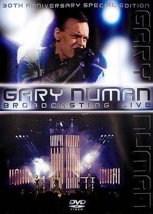 Rent Gary Numan: Broadcasting Live Online DVD & Blu-ray Rental