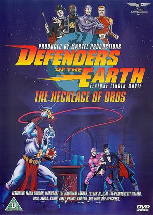 Rent Defenders of the Earth: The Necklace of Oros (aka Defenders Of The Earth Movie: The Necklace Of Oros) Online DVD & Blu-ray Rental