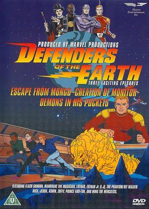 Rent Defenders of the Earth: Vol.1 Online DVD & Blu-ray Rental