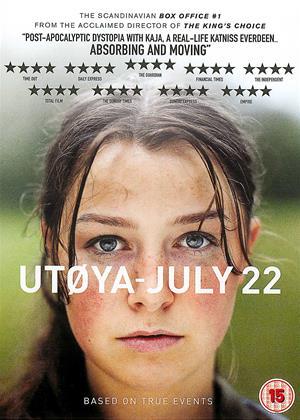 Rent Utøya: July 22 (aka Utøya 22. juli) Online DVD & Blu-ray Rental