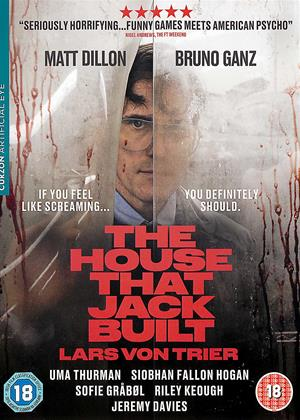 Rent The House That Jack Built Online DVD & Blu-ray Rental