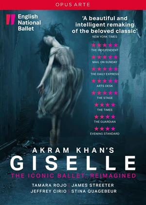 Rent Akram Khan's Giselle: English National Ballet (aka Akram Khan's Giselle) Online DVD Rental