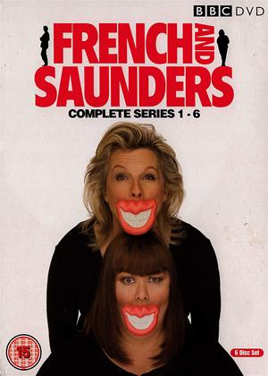Rent French and Saunders: Series 6 Online DVD Rental