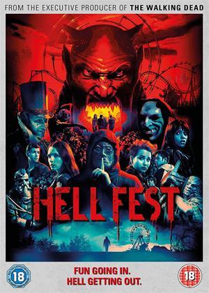 Rent Hell Fest Online DVD Rental
