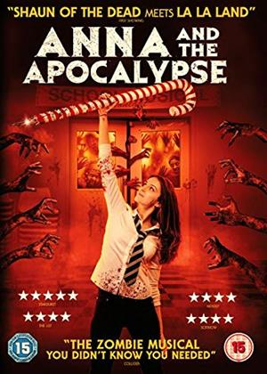 Rent Anna and the Apocalypse Online DVD Rental