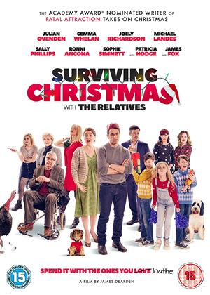 Rent Surviving Christmas with the Relatives (aka Surviving Christmas / Surviving Xmas) Online DVD Rental