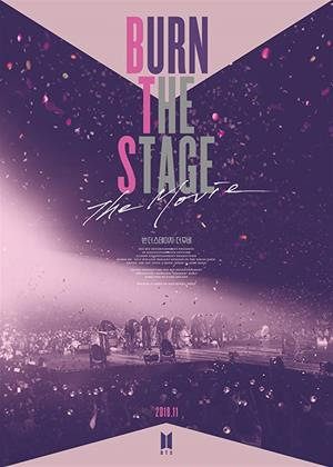 Rent Burn the Stage: The Movie Online DVD & Blu-ray Rental