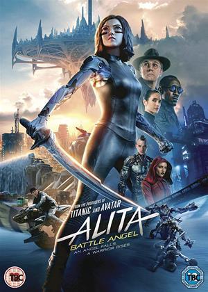 Alita: Battle Angel Online DVD Rental