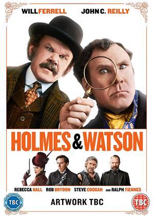 Rent Holmes and Watson (aka Holmes & Watson) Online DVD Rental