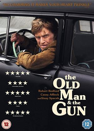 Rent The Old Man and the Gun Online DVD Rental